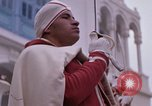 Image of palace guards Tunis Tunisia, 1959, second 40 stock footage video 65675072714