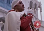 Image of palace guards Tunis Tunisia, 1959, second 43 stock footage video 65675072714
