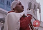 Image of palace guards Tunis Tunisia, 1959, second 44 stock footage video 65675072714