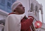 Image of palace guards Tunis Tunisia, 1959, second 45 stock footage video 65675072714