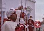 Image of palace guards Tunis Tunisia, 1959, second 48 stock footage video 65675072714