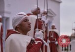 Image of palace guards Tunis Tunisia, 1959, second 50 stock footage video 65675072714