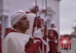 Image of palace guards Tunis Tunisia, 1959, second 56 stock footage video 65675072714