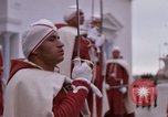 Image of palace guards Tunis Tunisia, 1959, second 57 stock footage video 65675072714