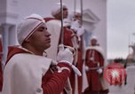 Image of palace guards Tunis Tunisia, 1959, second 60 stock footage video 65675072714