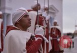 Image of palace guards Tunis Tunisia, 1959, second 61 stock footage video 65675072714