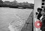 Image of floods New Jersey United States USA, 1945, second 14 stock footage video 65675072725