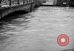 Image of floods New Jersey United States USA, 1945, second 16 stock footage video 65675072725