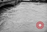 Image of floods New Jersey United States USA, 1945, second 19 stock footage video 65675072725