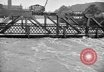 Image of floods New Jersey United States USA, 1945, second 20 stock footage video 65675072725