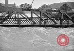 Image of floods New Jersey United States USA, 1945, second 21 stock footage video 65675072725
