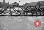 Image of floods New Jersey United States USA, 1945, second 22 stock footage video 65675072725