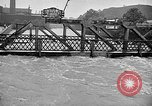Image of floods New Jersey United States USA, 1945, second 23 stock footage video 65675072725