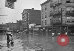 Image of floods New Jersey United States USA, 1945, second 25 stock footage video 65675072725