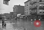 Image of floods New Jersey United States USA, 1945, second 26 stock footage video 65675072725
