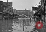 Image of floods New Jersey United States USA, 1945, second 28 stock footage video 65675072725
