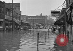 Image of floods New Jersey United States USA, 1945, second 29 stock footage video 65675072725