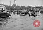 Image of floods New Jersey United States USA, 1945, second 34 stock footage video 65675072725