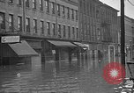 Image of floods New Jersey United States USA, 1945, second 39 stock footage video 65675072725