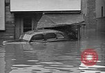 Image of floods New Jersey United States USA, 1945, second 45 stock footage video 65675072725