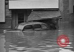 Image of floods New Jersey United States USA, 1945, second 47 stock footage video 65675072725