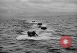 Image of allied troops invade Balikpapan Borneo Indonesia, 1945, second 51 stock footage video 65675072727
