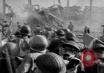 Image of allied troops invade Balikpapan Borneo Indonesia, 1945, second 61 stock footage video 65675072727