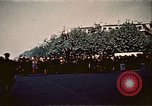 Image of V-E Day celebration European Theater, 1945, second 9 stock footage video 65675072731