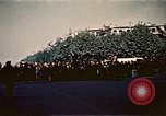 Image of V-E Day celebration European Theater, 1945, second 11 stock footage video 65675072731