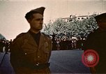 Image of V-E Day celebration European Theater, 1945, second 20 stock footage video 65675072731