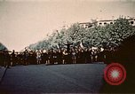 Image of V-E Day celebration European Theater, 1945, second 21 stock footage video 65675072731