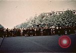 Image of V-E Day celebration European Theater, 1945, second 22 stock footage video 65675072731
