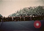Image of V-E Day celebration European Theater, 1945, second 24 stock footage video 65675072731