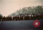 Image of V-E Day celebration European Theater, 1945, second 25 stock footage video 65675072731