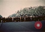 Image of V-E Day celebration European Theater, 1945, second 26 stock footage video 65675072731