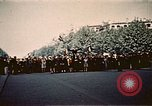 Image of V-E Day celebration European Theater, 1945, second 27 stock footage video 65675072731