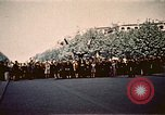 Image of V-E Day celebration European Theater, 1945, second 28 stock footage video 65675072731