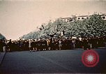 Image of V-E Day celebration European Theater, 1945, second 31 stock footage video 65675072731