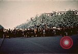 Image of V-E Day celebration European Theater, 1945, second 33 stock footage video 65675072731
