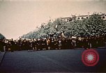 Image of V-E Day celebration European Theater, 1945, second 34 stock footage video 65675072731