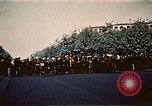 Image of V-E Day celebration European Theater, 1945, second 36 stock footage video 65675072731