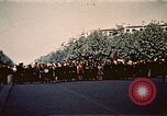 Image of V-E Day celebration European Theater, 1945, second 46 stock footage video 65675072731