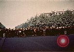 Image of V-E Day celebration European Theater, 1945, second 48 stock footage video 65675072731