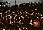 Image of V-E Day celebration European Theater, 1945, second 60 stock footage video 65675072731