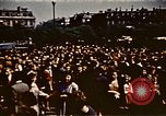 Image of V-E Day celebration European Theater, 1945, second 61 stock footage video 65675072731