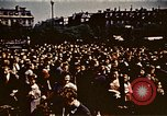Image of V-E Day celebration European Theater, 1945, second 62 stock footage video 65675072731