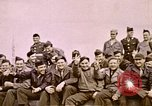 Image of V-E Day celebration European Theater, 1945, second 5 stock footage video 65675072742