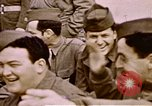 Image of V-E Day celebration European Theater, 1945, second 13 stock footage video 65675072742