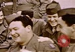 Image of V-E Day celebration European Theater, 1945, second 14 stock footage video 65675072742