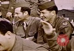 Image of V-E Day celebration European Theater, 1945, second 15 stock footage video 65675072742